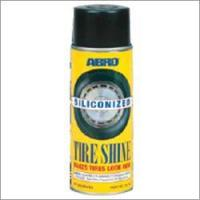 Car Care Products Siliconized Tire Shine for sale