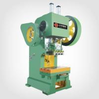Buy cheap Mechanical Press J21 Fixed Bolster Mechanical Press from wholesalers
