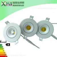 Quality 15W COB LED Ceiling Downlight for sale