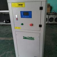 Buy cheap Industrial portable air cooled chiller, air to water chiller from wholesalers