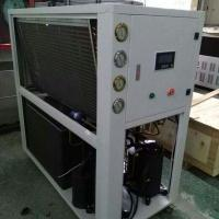 Buy cheap -5C 7.5Tons air cooled glycol chiller for cooling Sulfuric Acid used in Philippines from wholesalers
