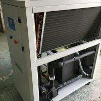 Buy cheap Industrial Air Cooled Chiller Unit for Mould Cooling , 3N-380-440V 50/60HZ Power supply from wholesalers