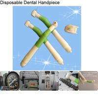 Quality Disposable Dental Hand pieces for sale