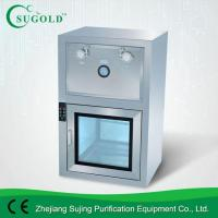 China Pass Box High Quality Embedded Pass Box for Clean Room on sale