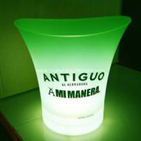 Quality Led ice bucket color changing beverage tub for sale