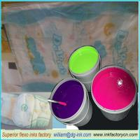 Quality Baby Diaper Printing Ink for sale