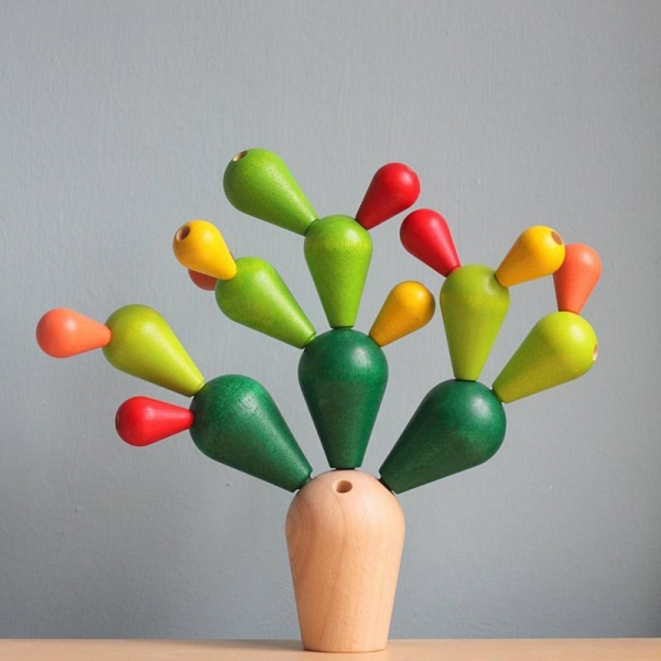 Buy Social play Balancing cactus game at wholesale prices