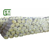China GERUI White Package Glass Wool Insulation Rolls on sale
