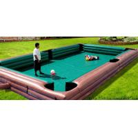 sports game inflatable human billiards,CUZU balls game