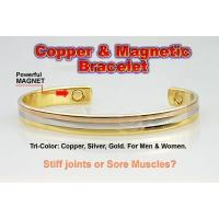 China Copper & Magnetic Bracelet on sale