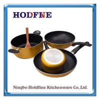 China Cookware Set 2016 Hot Sale PFOA as seen on tv Free Cookware set on sale
