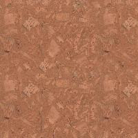 Shell Classical Glue Down Cork Flooring for Bedroom for sale