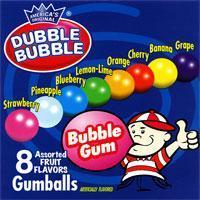 Buy cheap Doubble Bubble Assorted 3/4 inch Gumballs 1900ct from wholesalers