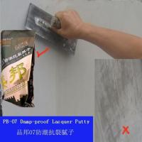 China PB-07 Damp-proof Lacquer Putty for sale