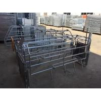 China Cattle Diagonal Feed Barrier on sale