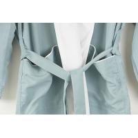 China factory luxury unisex microfiber bathrobe sleepwear