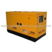 China 20kw 24kw 30kw 50hz isuzu diesel generator with Stamford alternator , Denyo generator on sale