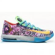 Buy cheap 653996-330 Nike KD VII Mystic Green/White-Bright Mango-Gum Light Brown from wholesalers