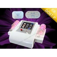 Continuously or Pulse mode Lipo Laser Slimming Machine , cellulite removal machines for sale