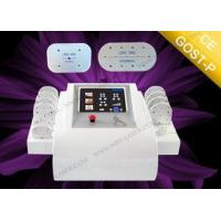 650nm 980 nm diode , Lipo Laser Slimming Machine / stretch mark removal machine for women for sale