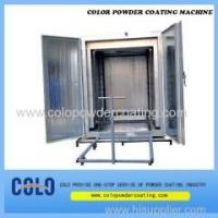 China high quality smart powder coat oven for sale on sale