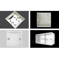 Buy cheap PVC switch bottom box from wholesalers