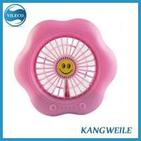 Quality Plum blossom USB small fan for sale