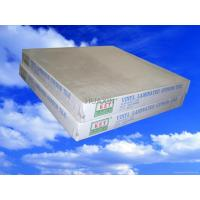 Quality GYPSUM CEILING TILES VINYL FACED GYPSUM CEILING BOARD for sale