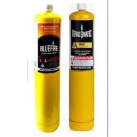 China Bluefire Welding Bernzomatic Used As Gas Cutting Packed in Cylinder on sale
