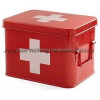 Quality Household & fireplace tool WL-8038 Medical Box & First Aid Kit Box for sale