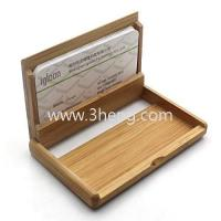 Quality Bamboo Card Holder With Chinese Characteristics Business Card Holder for sale