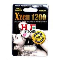 Buy cheap Capsules Xzen Platinum 1200 Sexual Performance Enhancer Pills from wholesalers