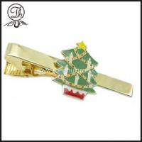 Quality Cheap Christmas tie clips on ties for sale