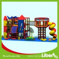 Quality According to Your Room Customized Indoor Playground Equipment for Kids for sale