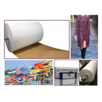 China Jumbo Reel Size Sublimation Paper for sale