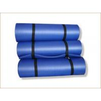 Quality Fitness NBR yoga mat for sale