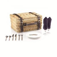 Buy cheap Picnic Time Champion-Navy Picnic Basket for 2 from wholesalers