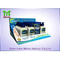Quality Eye - Catching Corrugated Display Boxes , Cardboard Countertop Display Boxes For Body Wash for sale