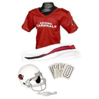 China Child Halloween Costumes Cardinals NFL Uniform Costume on sale