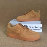 Quality Authentic Nike Air Force One Low Wheat for sale