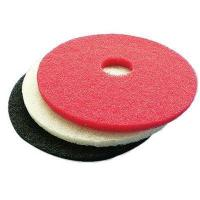 "Quality Scrubber DT022 17"" White Buffing Pad ECO Clean Pad for sale"