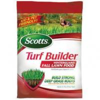 Quality Scotts Turf Builder Weed & Feed for sale