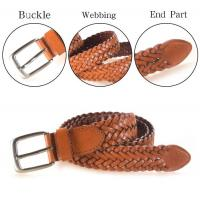 Buy cheap Woven Leather Belts Yusen-Woven Leather Belts-Factory Price from wholesalers