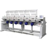 Quality 6 Head Best Cap T Shirt and Flat Embroidery Machine for sale