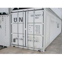 Quality Good Design 40ft Flat Pack Prefab Cargo Container House Made In China for sale