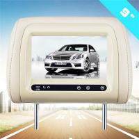 Quality Auto Rear Seat Entertainment 10.1 Inch LCD Car Headrest Android Monitor for sale