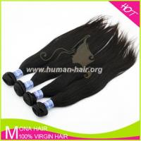 Can be dyed&ironed top quality cheap human hair bulk, bulk buy from china