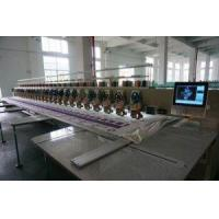 Quality Dubai 918 Model 400 Distance High Speed Embroidery Machine for UAE for sale