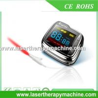 Buy cheap Portable therapeutic laser for rhinitis and high blood pressure from wholesalers