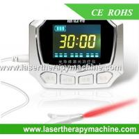 Buy cheap wrist watch 650nm cold laser therapy equipment to treat hyperlipaemia and vascular diseases from wholesalers